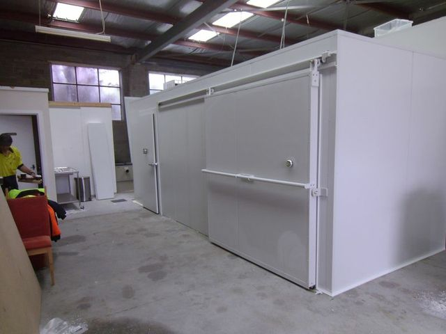 Coolroom And Freezers Hinged And Sliding Doors By